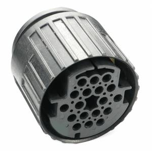 Connectors - 18 Cavities - Connector Experts - Special Order 100 - CET1846