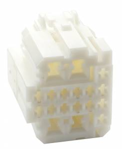 Connectors - 18 Cavities - Connector Experts - Special Order 100 - CET1847