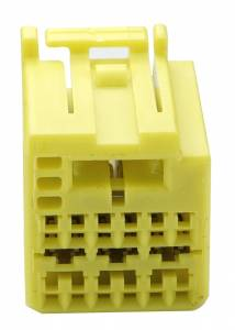 Connectors - 15 Cavities - Connector Experts - Special Order 100 - CET1511