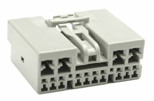 Connectors - 14 Cavities - Connector Experts - Normal Order - CET1466