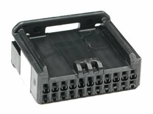 Connectors - 22 Cavities - Connector Experts - Special Order 100 - CET2237F