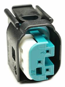 Connectors - 3 Cavities - Connector Experts - Normal Order - CE3003F