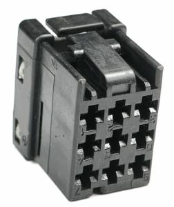 Connectors - 9 Cavities - Connector Experts - Normal Order - CE9032