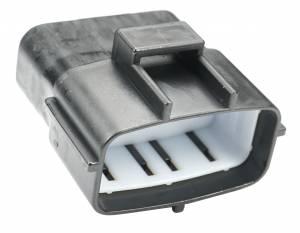 Connectors - 12 Cavities - Connector Experts - Normal Order - CET1205CSM