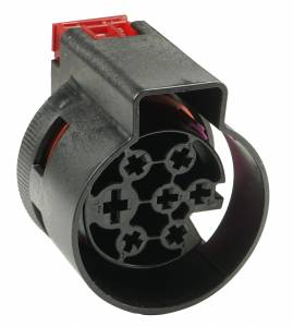 Connectors - 7 Cavities - Connector Experts - Special Order 100 - CE7056