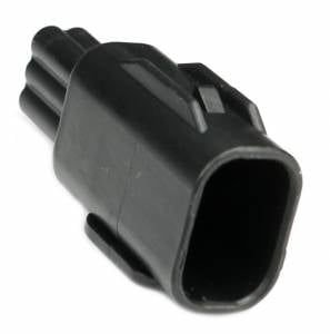 Misc Connectors - 6 Cavities - Connector Experts - Normal Order - Connector to Front Harness