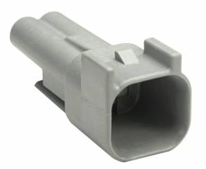 Connectors - 2 Cavities - Connector Experts - Normal Order - CE2025M