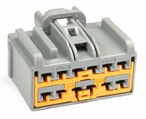 Connectors - 12 Cavities - Connector Experts - Special Order 100 - CET1263BF
