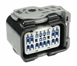Connectors - 22 Cavities - Connector Experts - Special Order 100 - CET2241