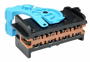 Connectors - 20 Cavities - Connector Experts - Special Order 100 - CET2078