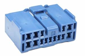 Connectors - 14 Cavities - Connector Experts - Special Order 100 - CET1472
