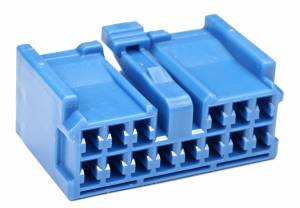Connectors - 14 Cavities - Connector Experts - Special Order 100 - CET1473