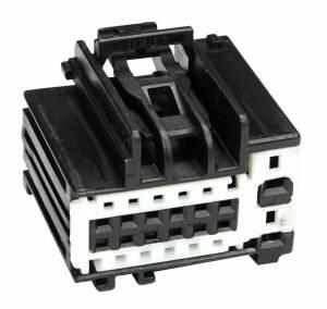 Connectors - 14 Cavities - Connector Experts - Normal Order - CET1469