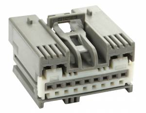 Connectors - 13 Cavities - Connector Experts - Normal Order - CET1314