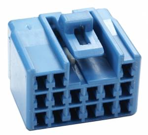 Connectors - 15 Cavities - Connector Experts - Normal Order - CET1514