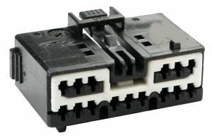 Connectors - 15 Cavities - Connector Experts - Normal Order - CET1515