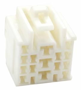 Connectors - 15 Cavities - Connector Experts - Normal Order - CET1517