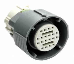 Connectors - 20 Cavities - Connector Experts - Normal Order - CET2086