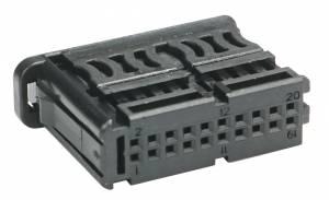 Connectors - 20 Cavities - Connector Experts - Normal Order - CET2085