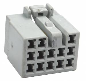 Connectors - 13 Cavities - Connector Experts - Normal Order - CET1320