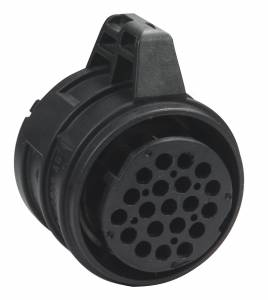 Connectors - 21 Cavities - Connector Experts - Normal Order - CET2111