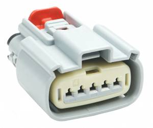 Connectors - 5 Cavities - Connector Experts - Normal Order - CE5030GY
