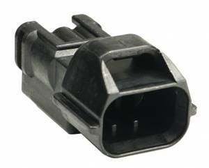 Connectors - 3 Cavities - Connector Experts - Normal Order - CE3037M