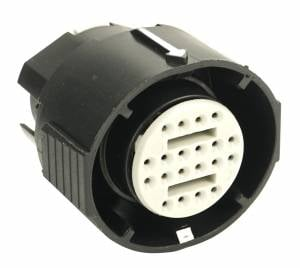 Connectors - 20 Cavities - Connector Experts - Normal Order - CET2054F
