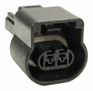 Connectors - 2 Cavities - Connector Experts - Normal Order - CE2010BF