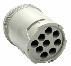Connectors - 9 Cavities - Connector Experts - Normal Order - CE9034M