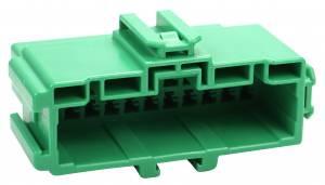 Connectors - 22 Cavities - Connector Experts - Normal Order - CET2222M