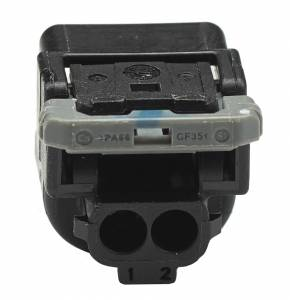 Connector Experts - Special Order 100 - CE2734WH - Image 3