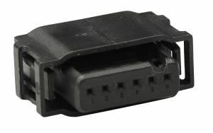 Misc Connectors - 6 Cavities - Connector Experts - Normal Order - Blind Spot Sensor - Rear