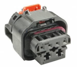 Misc Connectors - 6 Cavities - Connector Experts - Normal Order - Headlight