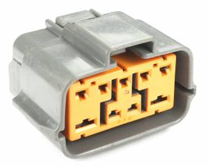Connectors - 9 Cavities - Connector Experts - Normal Order - CE9009F