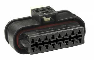 Connectors - 16 Cavities - Connector Experts - Normal Order - CET1615LF