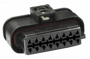 Connectors - 16 Cavities - Connector Experts - Normal Order - CET1615RF